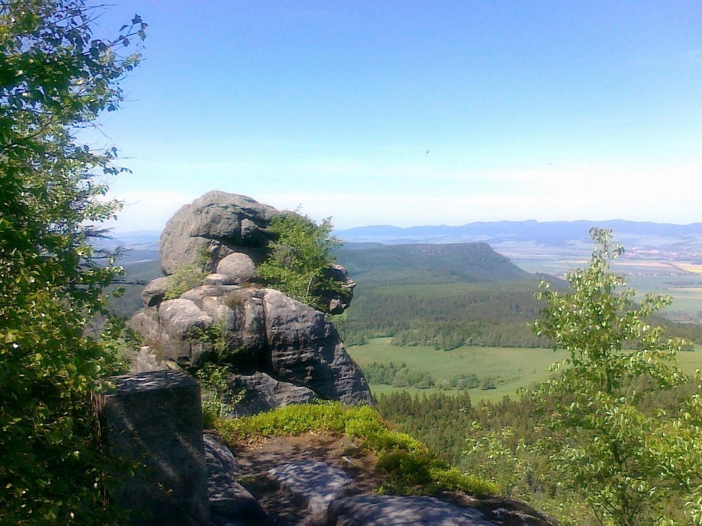 Góry Stołowe - wycieczka